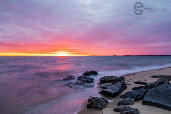 Provincetown truro sunset cape cod