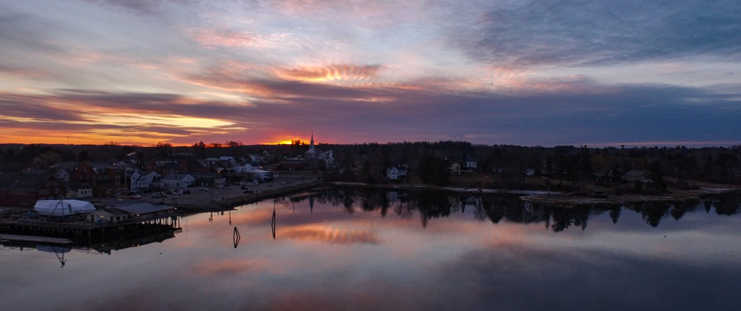 Maine drone photography tyler plummer 3