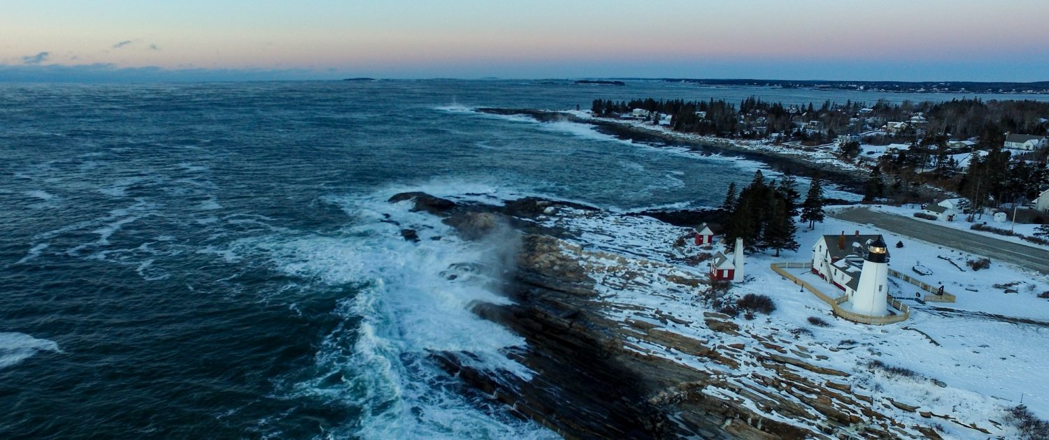 Maine drone photography tyler plummer 1