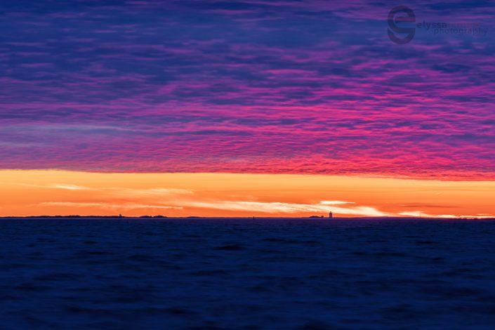 Provincetown truro sunset cape cod 001